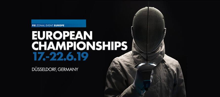 28. Championnats d'Europe 2019