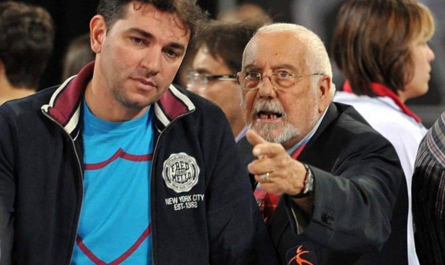 85. Homenaje al Maestro de esgrima Antonio Di Ciolo